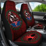 The Celtic Spirit Of Manx Printed Car Seat Covers