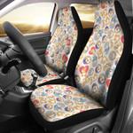 Corgi Pet Funny Life Printed Car Seat Covers