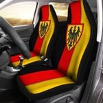 Holy Roman Empire Car Printed Car Seat Covers