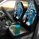 Galicia The Unknown 7th Celtic Nation Printed Car Seat Covers