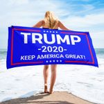 Trump 2020 Make America Great Again Womens Swimsuit Accessory Beach Towel
