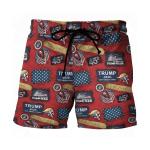 Trump Train 2020 MAGA We The People - Shorts