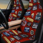 We The People - Trump Car Seat Cover