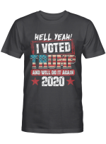 I Voted Trump And I Will Do It Again