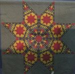 Star In Star CLA0212138Q Quilt Blanket