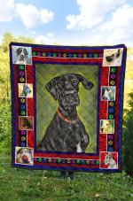 Great Dane CLA3010044Q Quilt Blanket
