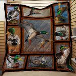 Duck Hunting Take Me There CLA31100773Q Quilt Blanket