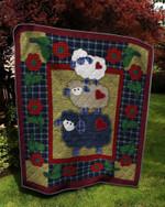 Sheep TD14110049 Quilt Blanket