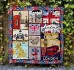 UK NG100705B TBG Quilt Blanket