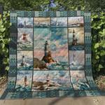 Lighthouse VB240523 Quilt Blanket