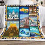 El Salvador YH3110575F Sherpa Fleece Blanket