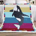Killer Whale TL0210086TT Sherpa Fleece