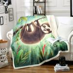 Sloth DT1810235TT Sherpa Fleece