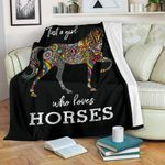 Horse CLM2709058S Sherpa Fleece