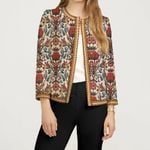 Sleeve Jacket Ethnic Embroidery HN150402