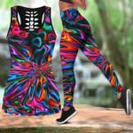 Hippie Combo Tank Top + Legging TL190401
