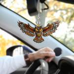 Owl HN200410 Car Hanging Ornament