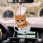 Cat HM220411 Car Hanging Ornament