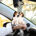 Bubby Beagle HN220404 Car Hanging Ornament