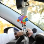 Cat Fly HN220407 Car Hanging Ornament