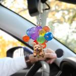 Cavalier King Fly HN220408 Car Hanging Ornament