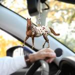Horse HN220411 Car Hanging Ornament