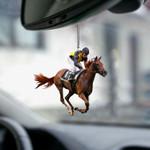 Horse HM260412 Car Hanging Ornament