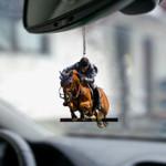 Horse HM260413 Car Hanging Ornament
