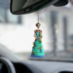 Sugar Skull HM260416 Car Hanging Ornament