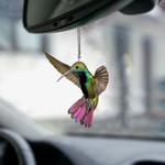 Hummingbird HM270414 Car Hanging Ornament