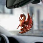 Dragon HM270406 Car Hanging Ornament