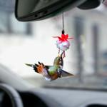 Hummingbird HM270412 Car Hanging Ornament