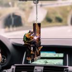 Ironworker Life HN270402 Car Hanging Ornament