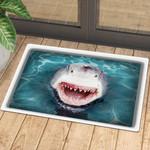 Shark Doormat