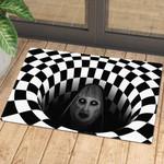 Valak Illusion Doormat