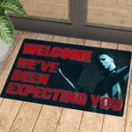 Michael Is Expecting You Doormat