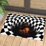 Freddy Illusion Doormat