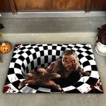 Zombie Illusion Doormat