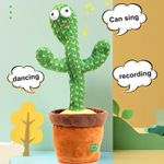 Funny Dancing Cactus Toy_N