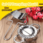Premium Stainless Steel Dumpling Molds [NEW]