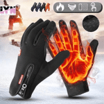 UNIQCOMFY™ Warm Thermal Gloves Cycling Running Driving Gloves