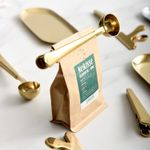 Coffee Spoon and Sealing Clip