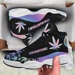 Hologram weed high maintenance 13 Sneakers XIII Shoes
