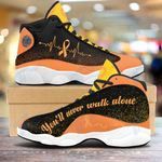 Chronic Obstructive Pulmonary Disease You'll never walk alone 13 Sneakers XIII Shoes