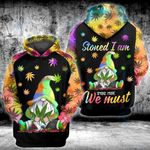 Gnome weed 3D All Over Printed Shirt, Sweatshirt, Hoodie, Bomber Jacket Size S - 5XL
