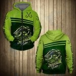 Fishing Fish Reaper, Bass Fisherman To The Core 3D All Over Printed Shirt, Sweatshirt, Hoodie, Bomber Jacket Size S - 5XL