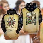 Hippie Imagine Live With A Spirit For Adventure  3D All Over Printed Shirt, Sweatshirt, Hoodie, Bomber Jacket Size S - 5XL