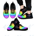 LGBT You'll never walk alone Sneakers