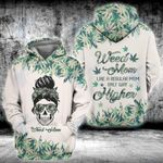 Weed mom like a regular mom only higher 3D All Over Printed Shirt, Sweatshirt, Hoodie, Bomber Jacket Size S - 5XL