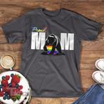 LGBT Proud Mom Rainbow Bear Child Graphic Unisex T Shirt, Sweatshirt, Hoodie Size S - 5XL